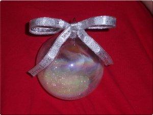 Guardian Angel Christmas Ornament