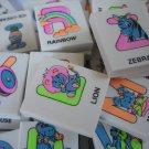 12pcs ABC Letter/Alphabet Eraser for school use or party favor