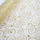 48cmx5m Organza Cloth Gift Wraps *Star