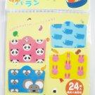 Set of 24pcs Plastic Food Divider Animal Design