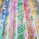 60 strips Assorted Heart and Love Design Mix Colour Origami Folding Lucky Star Paper Strips