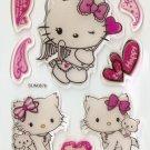 1 pack Cute Kawaii Charmy Kitty Small Epoxy Sticker SUN087b FREE SHIPPING
