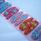 Wholesale 60pcs Puppy Design Girl Snap Hair Clip 4.5cm (Hello_n/hole)