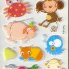 Small Puffy Sticker #H07d