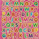 10 sheets Letters or Alphabets Sticker #E102