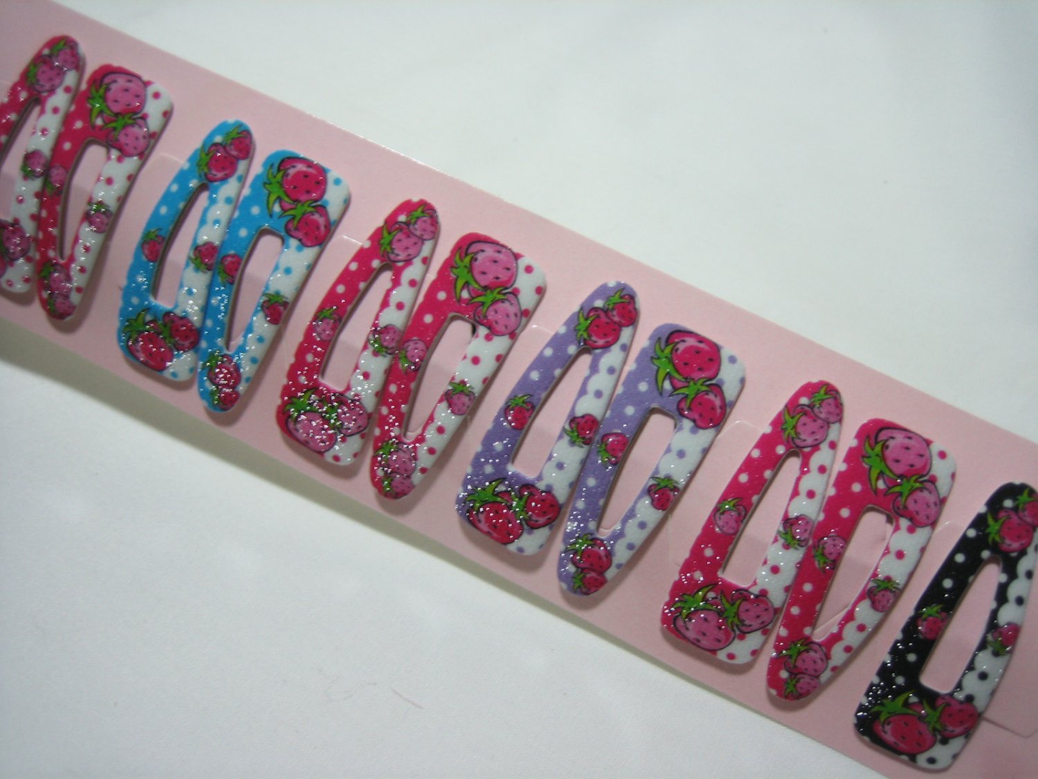 Wholesale 60pcs You are My Star Girl Snap Hair Clip 4.5cm (hole)