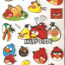 HAP1056 Animal Angry Bird Mini Puffy Sticker FREE SHIPPING