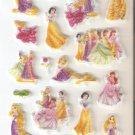 CHA1033 Princess Mini Sticker FREE SHIPPING