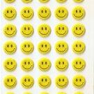 SO 139 Smiley Mini Puffy FREE SHIPPING