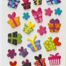OK025d Gift Cute Mini Puffy Sticker FREE SHIPPING