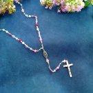 Lavender rosary