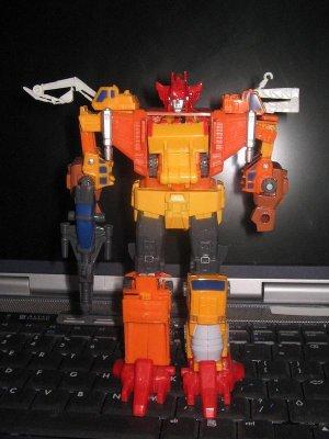 G1 Constructicon Micromasters.