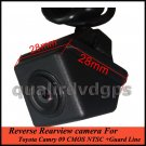 QL-CCMR01A Car Reverse Rearview camera for Toyota Camry 09 CMOS NTSC +Guard Line