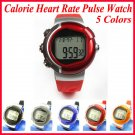 Calorie Heart Rate Pulse Sport Watch Wristwatch