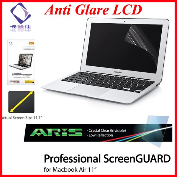 CAPDASE Anti Glare LCD Screen Protector For Apple Macbook air 11""
