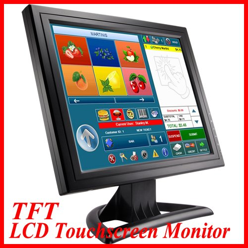 FEELWOLD FW150T 15 Inch Touchscreen LCD with VGA