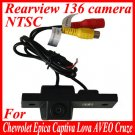 QL-CCHE36-N Car Reverse Rearview 136 camera for Chevrolet Epica Captiva Lova AVEO Cruze NTSC