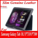 Yoobao Slim Genuine Leather Case Fit For Samsung Galaxy Tab 10.1 P7510 P7500