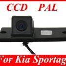QL-CSPT11 Car Reverse Rearview CCD camera for Kia Sportage PAL