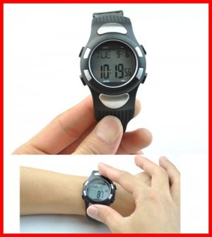 EXER54 New Strapless Heart Rate Monitor Sport Sphygmograph Pulsometer Pulse Wave Watch