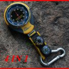 BO-TOOL09 4 in1 Multifunction Digital Compass Barometer Altimeter Thermometer