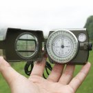 BO-COMP02 Military Prismatic Compass Lensatic with Pouch