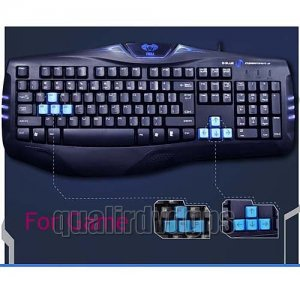 FB-YJSS02 E-3LUE K39 Cobra Wired Gaming Keyboard