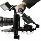 AS-XJWD61 DSLR Rig Shoulder Mount for DV Camera Sony Canon 5D 7D And So On