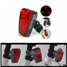 BO-BIKE19 New Outdoor Cycling Camping Bike Bicycle LED Laser 5-LED Tail Light S