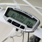 BO-BIKE14 2011 New LCD Bicycle Bike Cycle Computer Odometer Speedometer Fuctions Light
