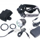 BO-LAMP08 4 Mode 1200 Lumen CREE XML T6 LED Bicycle Outdoor Sports Light HeadLamp White