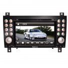 QL-BNZ601 Car DVD GPS Navigation Stereo Radio for MERCEDES-BENZ SLK Class R171 SLK350