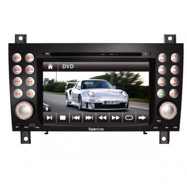 QL-BNZ601 Car DVD GPS Navigation Stereo Radio for MERCEDES-BENZ SLK Class R171 SLK350