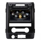 QL-FFN750 New! In-Dash Car DVD Player GPS Navigation Radio Stereo For Ford F150 2009-2012