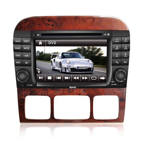 ql bnz600 new  car gps navigation dvd radio for 1999 2006 mercedes benz s class w220 w215 2010 Mercedes S430 2003 Mercedes S430 AMG Package