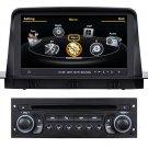 QL-CTR716 3G WIFI Ipod Auto Radio GPS SatNav Stereo DVD Headunit For 2012 2013 Citroen C3
