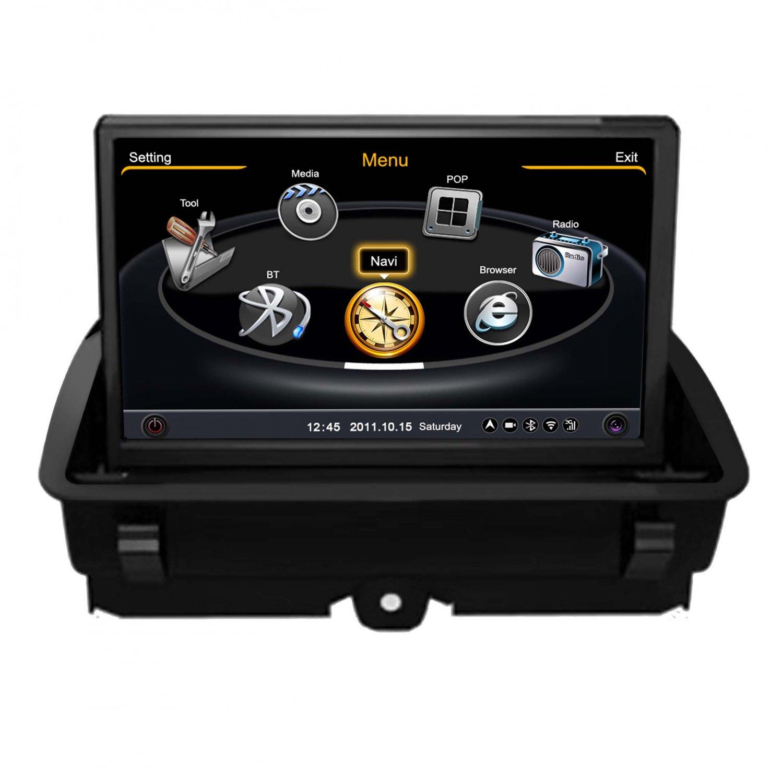 QL-ADI792 For Audi Q3 2012-2013 Dual Core Auto DVD GPS
