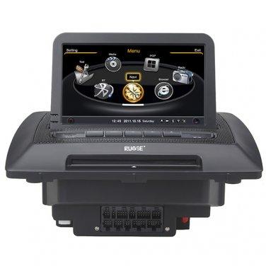 QL-VOL773 Dual Core Auto Radio DVD GPS Navigation Stereo For 2007-2013 Volvo XC90