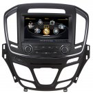 QL-INS783 For 2014 Opel Vauxhall Insignia/Buick LaCrosse DVD GPS Stereo Radio Head-unit