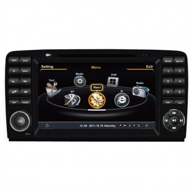 QL-BNZ715 3G WIFI Car DVD GPS SatNav Stereo Radio Mercedes Benz R-Class R320/R350/R500/R63