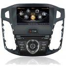 QL-FCS760 3G WIFI Car Stereo for Ford Focus Headunit GPS Navigation Autoradio DVD Sat Nav