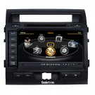 QL-LDC770 Radio DVD GPS Navigation Headunit for Toyota Land Cruiser with Map Card 07-2012