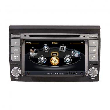 QL-FAT725 Autoradio Stereo for Fiat BRAVO BRAVA Car DVD GPS Navigation Satnav Head Unit