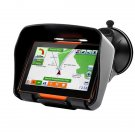 """MT20GPS403 Touch Screen 4.3"""" Motorcycle GPS Navigation System """"Rage"""" Waterproof 4GB USB"""