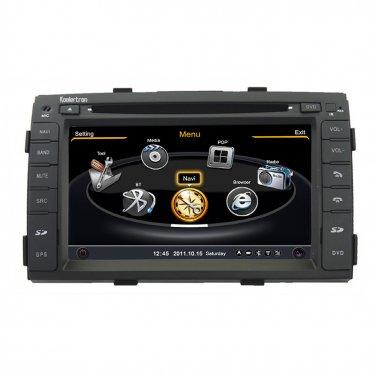 QL-KIA751 Navi Radio/3G/WIFI/3ZONE/IPOD DVD GPS Navigation for Kia Sorento 2009 2010 2011