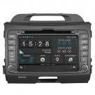 "QL-SPT318 7"" Capactive Screen Autoradio Stereo for KIA Sportage 2010-2012 DVD Sat Nav GPS"