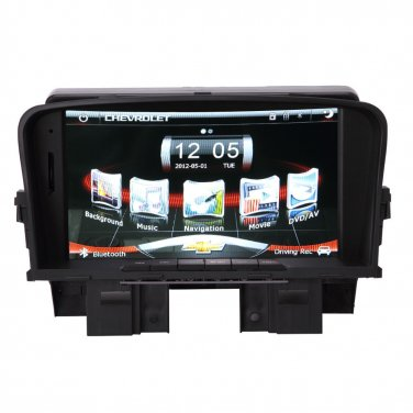 CE91CRZ091 NEW 3rd Upgrade Multimedia GPS Navigation A2DP Bluetooth for Chevrolet Cruze