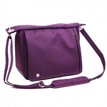 AS-NLBB07-PL KAMLUI Women Canvas Camera Backpack For SLR DSLR Canon 60D 70D 100D Nikon D90