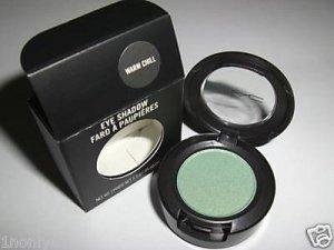 MAC WARM CHILL EYESHADOW LE
