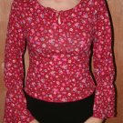 Feminine Top Shirt Blouse S